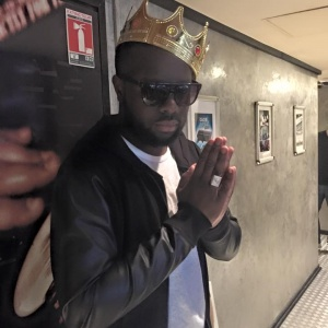 Maitre Gims en direct depuis Marrakech