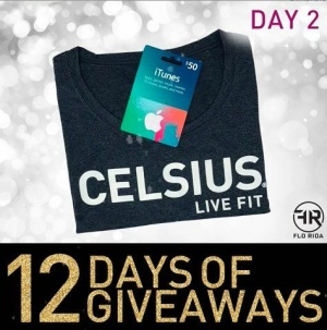 Day 2 of 12 Days of Giveaways https://t.co/1seMFo4aMs .  Win a holiday gift every day for 12 days! https://t.co/R5Mma7kEGp