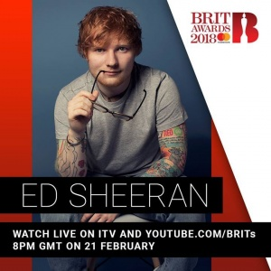 Tune into the Brit awards tonight (or watch at youtube.com/BRITs outside the UK) playing Supermarket Flowers x