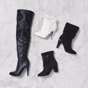 My #JLoxKohls boot collection features luxe textures and feminine details<3 https://t.co/Ubup6AjuAq https://t.co/bfo9HZhZTi