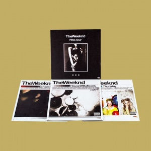 TRILOGY 5-YEAR ANNIVERSARY COLLECTION AT SHOP.THEWEEKND.COM