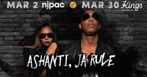 New Jersey & Brooklyn let's goooo!!!!! March 2 NJ PAC & March 30th Brooklyn Kings it's gonna be crazzzzzzzyyyyyyy!!!!!!