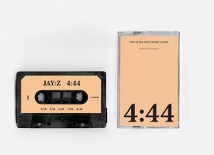 Pre-order the Limited Edition 4:44 Cassette tape today for a chance to win tickets to V Festival: JAY-Z.co/444cassette