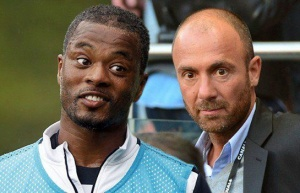 VIDEO - LE CLASH EVRA - DUGARRY