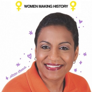 http://www.beyonce.com/women-making-history-stacey-stewart/   #WHM   #BEYGOOD