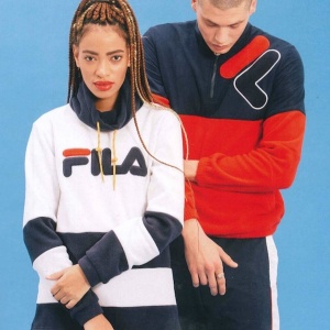 La nouvelle collection très retro de FILA !