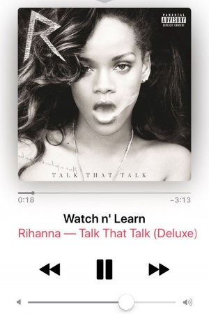 my favorite song by Rihanna. happy birthday Riri!! https://t.co/F58DRRDuvL