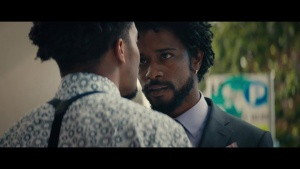 "#SorryToBotherYou writer/director Boots Riley is the future of movie making.  Inventive. Unique. Diverse. N*E*R*D is honored to have our song ""1000"" featured in this special trailer.  Go get tickets now and support OTHER voices!"