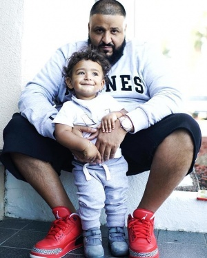 Have a bless weekend from the Khaled family