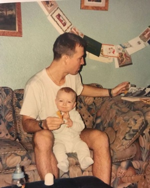 Me and my dad x