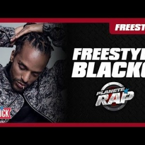 Blacko en freestyle