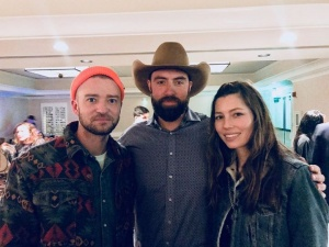 Today and every day, it is so important to respect and honor those who have served. This week, my wife Jessica Biel and I had the honor of supporting Heroes and Horses, dedicated to Veterans' rehabilitation. Started by Navy SEAL Combat Veteran Micah Fink,