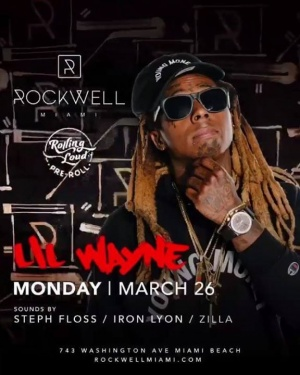 See y'all next Monday for the Rolling Loud pre-roll party!