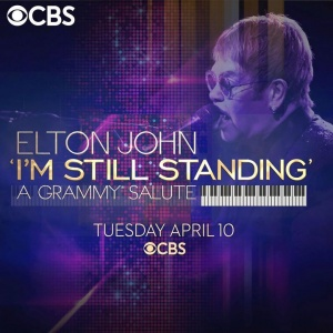 #EltonSalute tomorrow 9pm