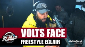 Volts Face - Freestyle éclair #PlanèteRap