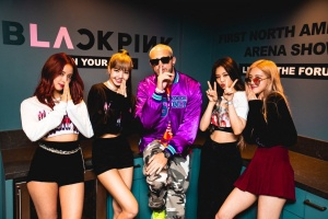 Dj Snake & Black Pink In Your Area