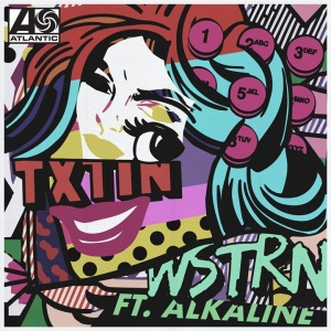 Our new riddim #TXTIN feat. Alkaline is out now to buy & stream https://atlanti.cr/txtin