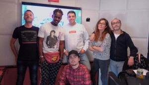 Black M dans le #MorningDeDifool