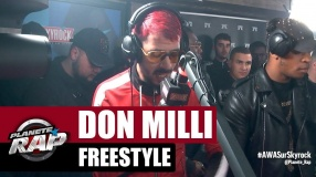 Don Milli - Freestyle #PlanèteRap