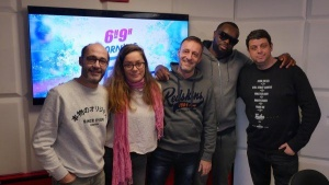 Gims dans le #MorningDeDifool