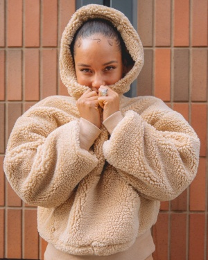 Feelin' those teddy bear chilly vibes