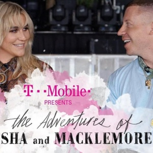 EPISODE 6 of the behind the scenes look at The Adventures of Kesha and Macklemore: https://www.youtube.com/watch?v=1azEtis92FE&t=136s T-Mobile #Ad