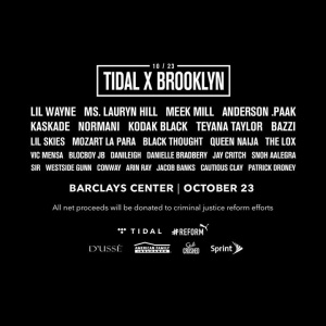 Our criminal justice system is broken. Now is our time to #REFORM. #TIDALXBrooklyn TIDAL.com/Brooklyn TIDAL X Brooklyn