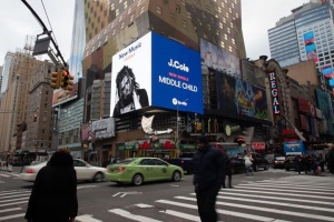 NYC knows MIDDLE CHILD out now! Spotify https://dreamville.lnk.to/middlechild