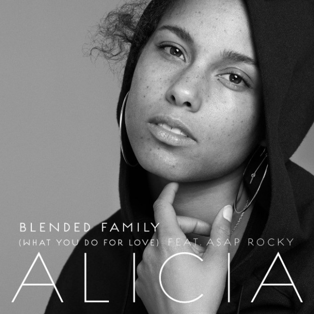 ALICIA KEYS - BLENDED FAMILY feat ASAP ROCKY