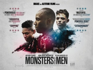 Proud to be releasing MONSTERS AND MEN in the UK and Ireland with Altitude Films- Coming to Cinemas and on Digital Download 18 January.   Sign-up for information at www.monstersandmen.film