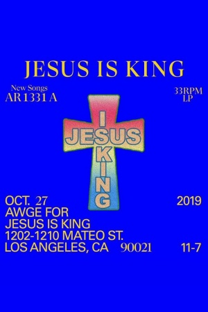 AWGE DESIGN FOR JESUS IS KING!!! AVAILABLE TODAY https://t.co/V1WHE2nrv9