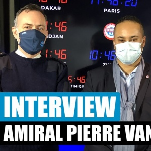 Interview du chef d'Etat-major de la Marine Pierre VANDIER