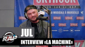 Interview exclusive Jul #LaMachine : sa cabane, Polnareff, son vélodrome, Ninho #PlanèteRap