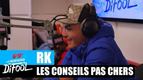Rk - Le réveil de star #MorningDeDifool