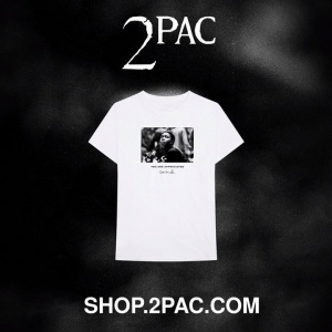 Shop this exclusive collection, in celebration of mothers. shop.2pac.com
