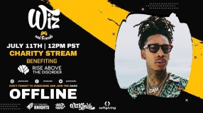 Wiz and Friends Charity Livestream