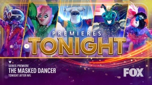 If you had fun with me on #TheMaskedSinger then check out #TheMaskedDancer tonight on Fox!