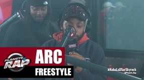 ARC - Freestyle #PlanèteRap