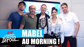 Mabel se réveille au #MorningDeDifool