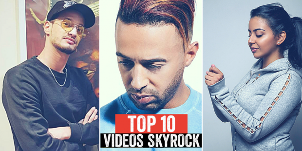 TOP 10 VIDEOS SKYROCK !