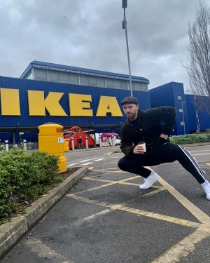 Lost my IKEA virginity today. I am well and truly fucked