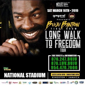 All FANS : @bujuofficial DON'T PANIC!!!!! THE SHOW IS NOT SOLD OUT!!! The Site Just Crash.. It Had To Happen This Buju Banton... @destinemedia @sharonburkesolidagency @solidagency @budafuco96