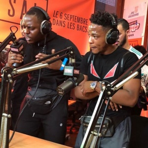 Niska & Co - Session Freestyle Evry Courcouronnes  #PlanèteRap