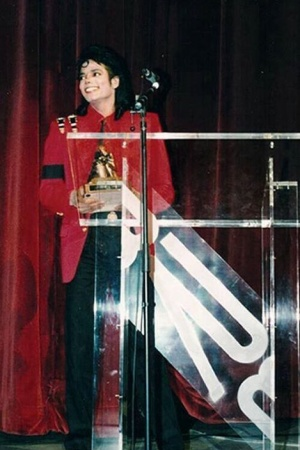 Among the many organizations that recognized Michael as an outstanding humanitarian was Black Radio Exclusive Magazine. In 1989, the publication presented Michael with its humanitarian award at its annual event held at the Universal Amphitheatre in Univer