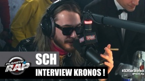 SCH - Interview KronoS ! #PlanèteRap