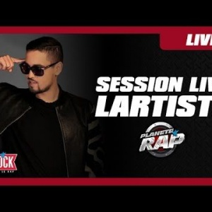 Lartiste, RimK, grosse session live
