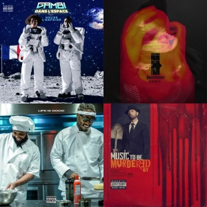 Nouveautés en Playlist : Gambi ft. Heuss l'enfoiré, Future ft. Drake, Eminem, Trevor Daniel