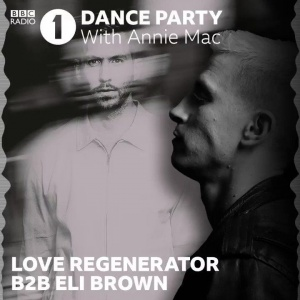 Love Regenerator X @EliBrown guest mix tonight @AnnieMac @BBCR1 8:30pm https://t.co/nZxl3RQvKM
