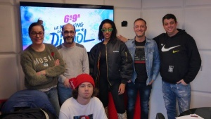 Shay dans le #MorningDeDifool