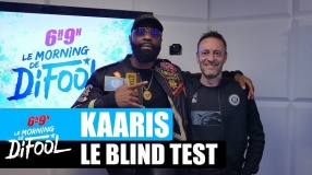 Kaaris - Le blind test #MorningDeDifool